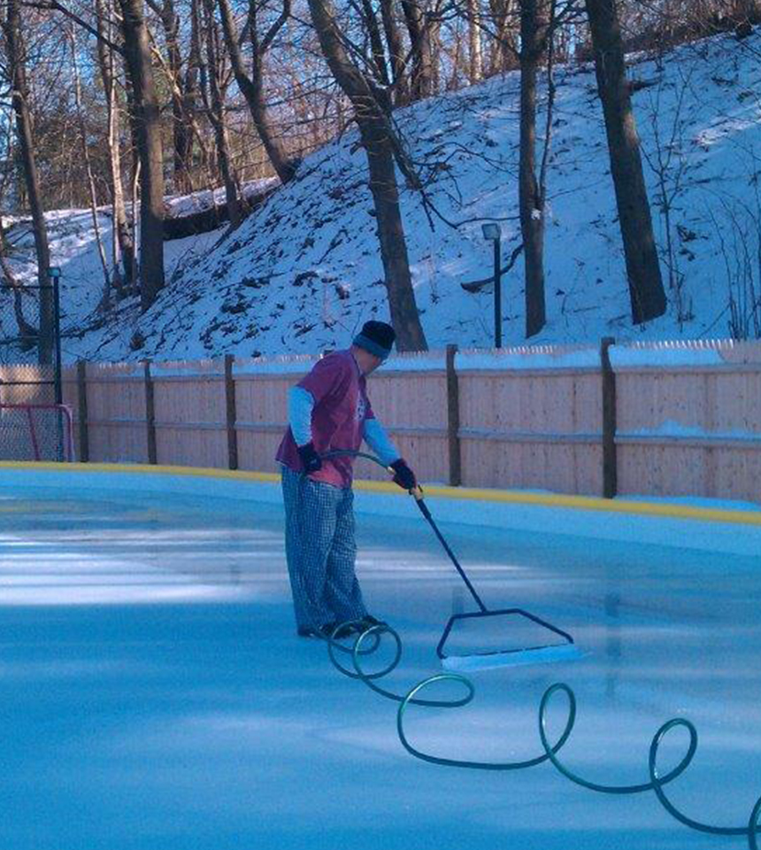 backyard ice rink resurfacers by nicerink nicerink