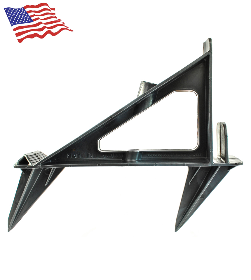 NiceRink Support Bracket System for US Shipping Only