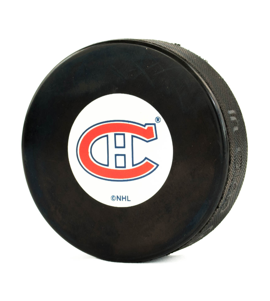 Pucks nicerink montreal canadiens puck mozeypictures Choice Image