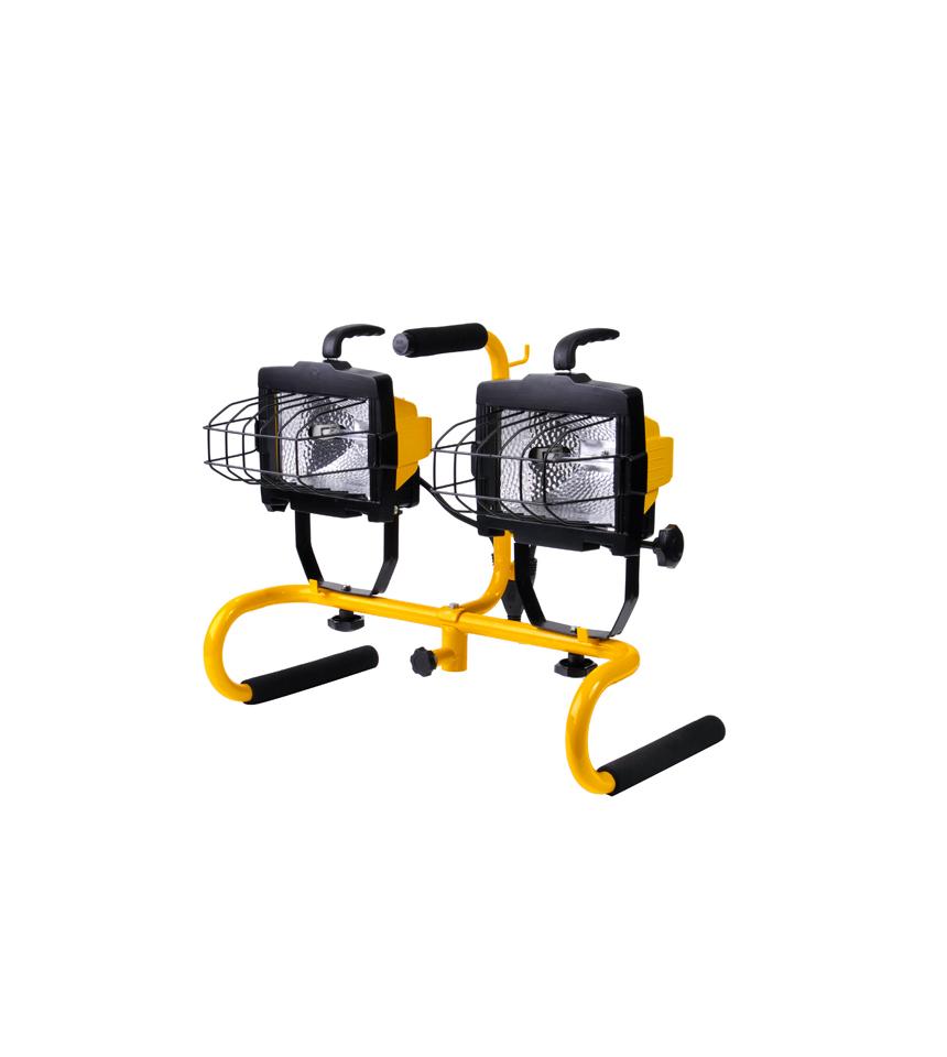 Quartz Lighting Dual 500W Halogen lights