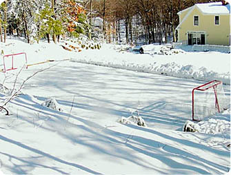 Portable Refrigerated Rink Kits