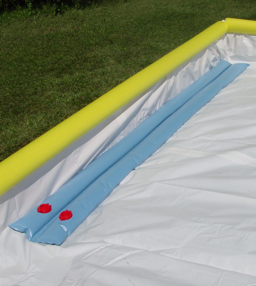 Liner Weight Straight 1' x 8'