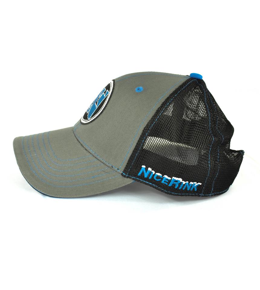 NiceRink Badge Hat