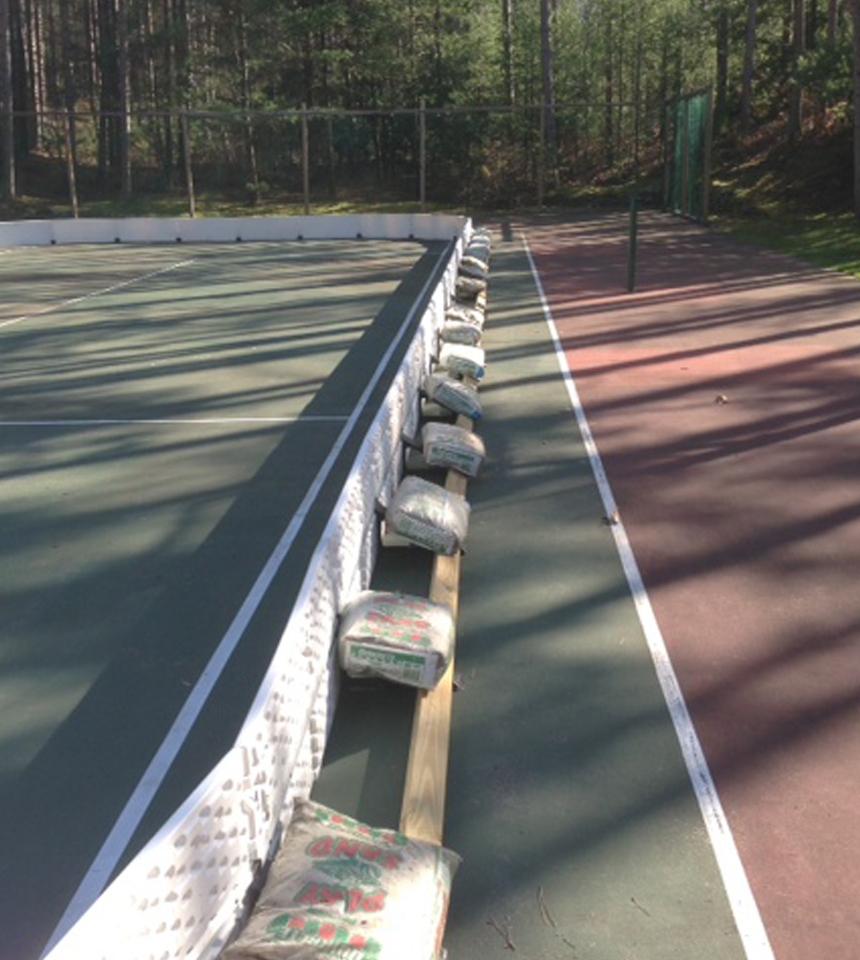 NiceRink hard court rink