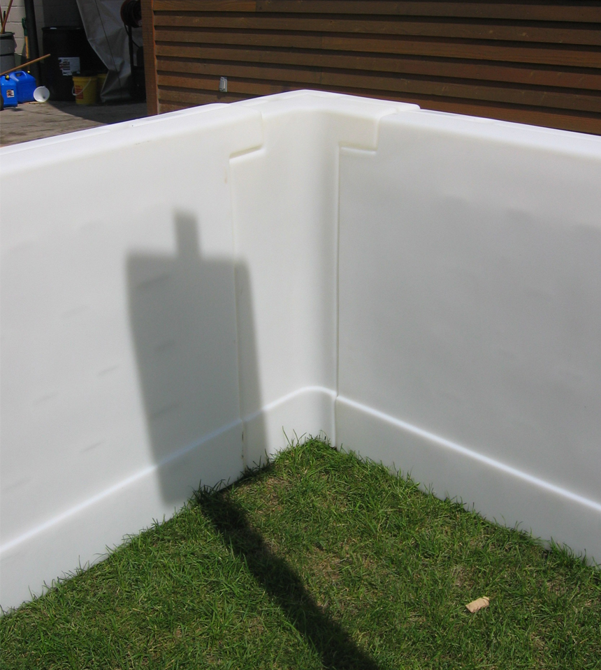 Pro-Wall, Molded Boards by NiceRink